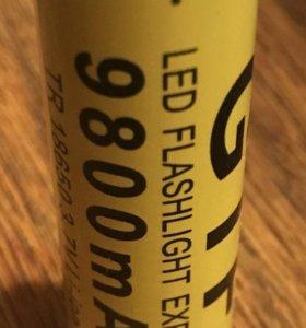 Батарея tr186650
