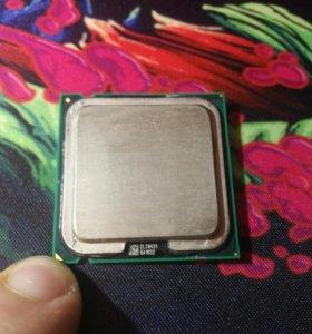 Процессор Intel Core 2 Duo Processor E6400 OEM