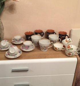 Чайные пары Хайта СССР