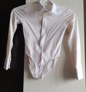 Рубашки-боди для бальных танцев