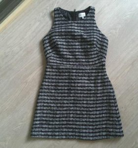 твидовое платье Milly, размер 44 M