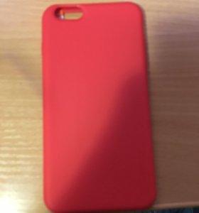 продам силиконовый чехол на iphone 6 plus