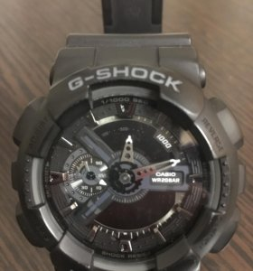 Часы CASIO G-SHOCK GA-110