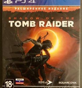 Игра Shadow of theTomb Raider