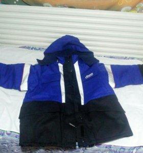 Новый зимний костюм.Куртка и комбинезон
