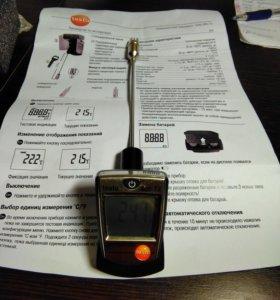 Поверхностный термометр testo905- T2