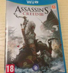 Assassin's Creed 3 (Wii U)