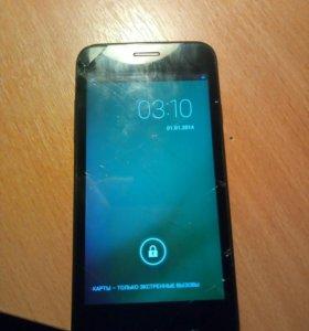 телефон на запчасти bq melourne bqs 4552