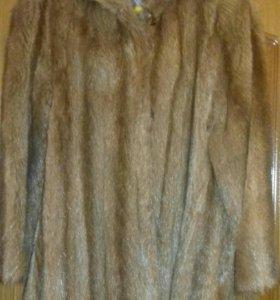 Полушубок Меховая куртка