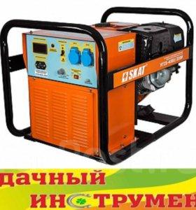 Генератор сварочный Skat УГСБ-4000/200И
