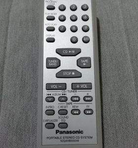 Пульт Panasonic N2QAHB000048. Оригинал.