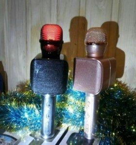 Беспроводной караоке микрофон Magic Karaoke YS-68