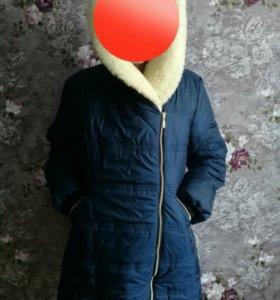 Куртка зима, не б/у