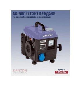 Генератор бензиновый Кратон GG 900i2T