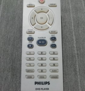 Пульт Philips для DVD плеера