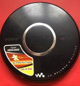 CD плеер Sony DEJ017CK Walkman