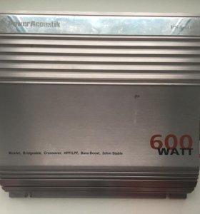 Автомобильный усилитель Power Acoustik PS4-600