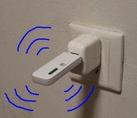 Модем 4G с раздачей Wi-Fi