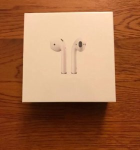 Apple AirPods new