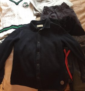 Вещи на мальчика пакетом р 128-134