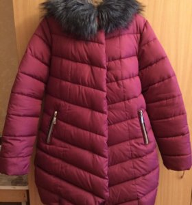 Куртка зимняя очень тёплая)