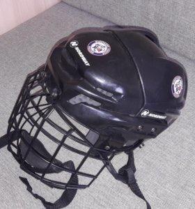 Хоккейный шлем/ размер М