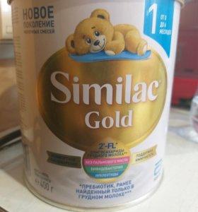 Продам смесь Similac Gold