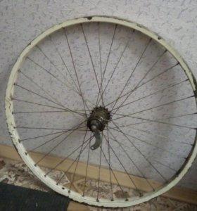 Калеса на велосипед