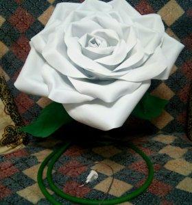 Роза , торшер