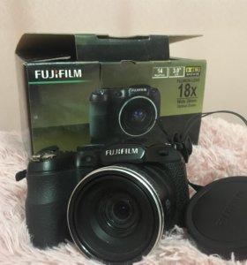 Фотоаппарат FUJIFILM + чехол + флеш 2G