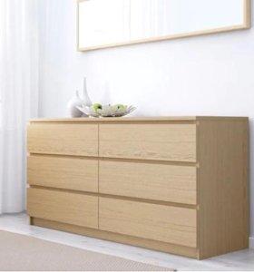 Комод Мальм IKEA