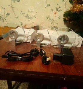 Комплекты светильников.