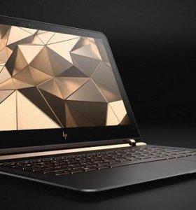 Ультрабук HP Spectre (i5 8250U) 8RAM 256SSD