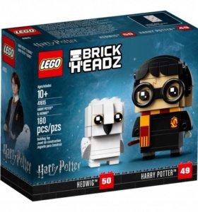 👓Lego BrickHeadz* 41615 Гарри Поттер Букля /новый