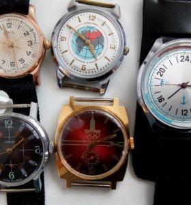 Часы СССР Ремешки СССР
