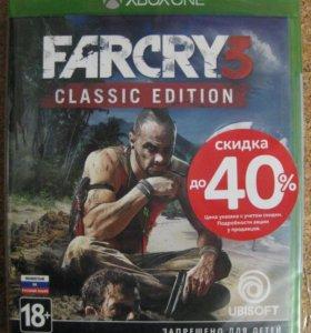 НОВЫЙ! Far Cry 3 Classic Edition