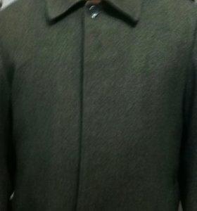 Куртка демисезонная удлинненая