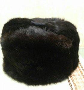 Новая шапка из меха кролика