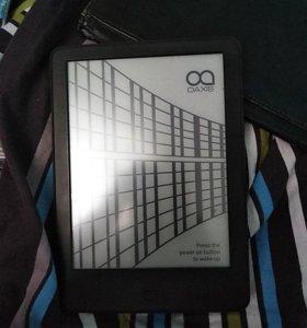 Электронная книга OAXIS XpringBook T6L, работающая