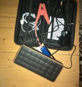 Пуско зарядное устройство аккумуляторное