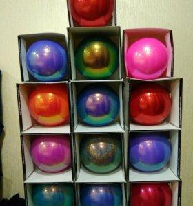 Мяч для художественной гимнастики новый