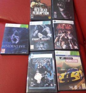 Диски на прошитый Xbox 360