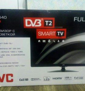 Телевизор JVC 39М640 на запчасти