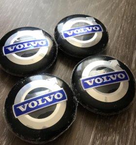 Ступичные колпачки Volvo