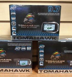 Сигнализации Tomahawk