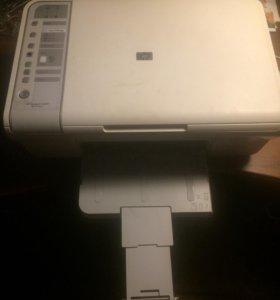 принтер hp deskjet f4275