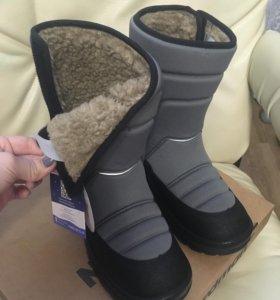 Новые сапоги Nordman lumi 35 размер