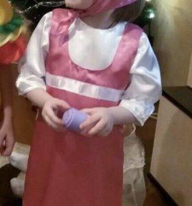 Новогодний костюм «Маша»