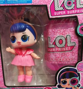 ЛОЛ кукла большая