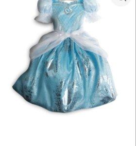 Платье Золушки 128 см (Дисней)